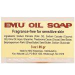Emu Oil Soap