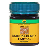 UMF and other rated Manuka honeys
