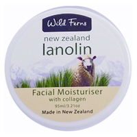 Wild Ferns Lanolin