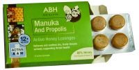 Manuka Honey and Propolis Lozenges