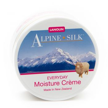 Alpine Silk Lanolin Creme