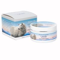 Alpine Silk Organic Lanolin and Collagen Cream