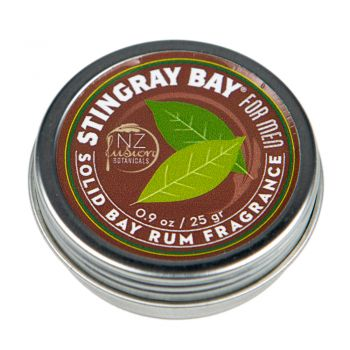 Bay Rum Essential Oil Solid Fragrance
