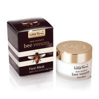 Wild Ferns New Zealand Bee Venom Mask with Active Manuka Honey