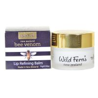 Refining Lip Balm with Manuka Honey and Bee Venom