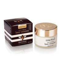 Wild Ferns New Zealand Bee Venom Moisturizer with Active Manuka Honey