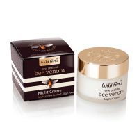 Wild Ferns Bee Venom  and Manuka Honey Night Cream