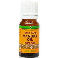 East Cape Manuka Oil 100% Pure
