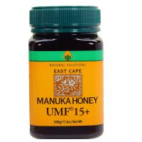 East Cape Manuka Honey UMF 15+ (large)