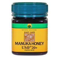 East Cape Manuka Honey Certified UMF 20+