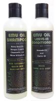 Emu Oil Shampoo and Conditioner