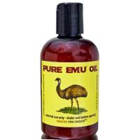 Emu Oil Premium Golden 8 oz