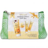 Wild Ferns Pure New Zealand Manuka Honey Skin Care Gift Set