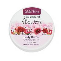 Wild Flowers and Manuka Body Butter