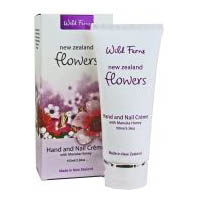 Manuka and Wild Flowers Hand and Nail Crème