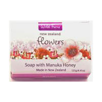 Manuka Honey and NZ Flowers Soap