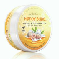 Honey Babe Manuka Honey Pregnancy Tummy Butter