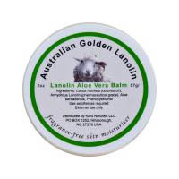 Lanolin and Organic Aloe Vera Balm