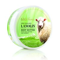 Wild Ferns Lanolin Body Butter