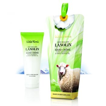 Wild Ferns Lanolin Hand Cream