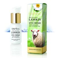Wild Ferns Lanolin Eye Cream