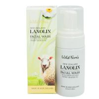 Wild Ferns Lanolin Facial Wash with Propolis and Sweet Orange Oil