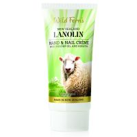 Wild Ferns Lanolin Hand and Nail Cream