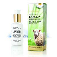 Wild Ferns Lanolin Facial Lotion