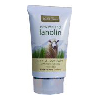 Lanolin Heel and Foot Balm with Manuka Honey