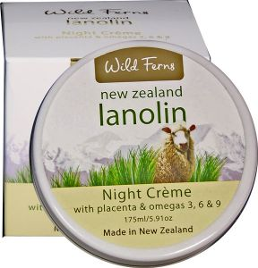 Lanolin and Placenta Night Cream