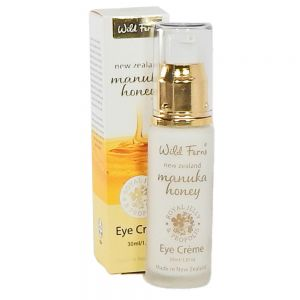 Wild Ferns Gold Manuka Honey Eye Cream