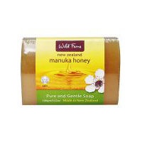 Wild Ferns Manuka Honey Soap