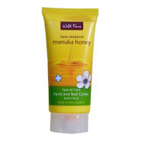 Wild Ferns Manuka Honey Hand and Nail Cream