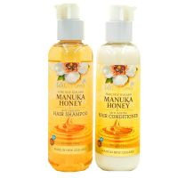 Wild Ferns Manuka Honey Shampoo and Conditioner Set