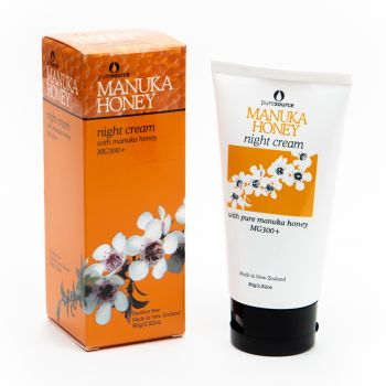 Manuka Honey Night Cream