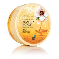 Wild Ferns Manuka Honey Body Butter