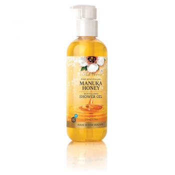 Wild Ferns Manuka Honey Shower Gel