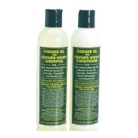 Manuka Oil and Active Manuka Honey Shampoo and Conditioner