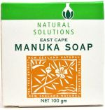 Manuka Oil Soap East Cape