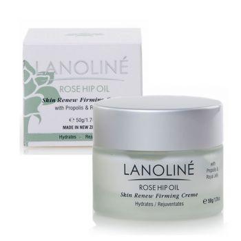 Lanoline Rosehip Oil Skin Renew Firming Creme, Rosehip oil