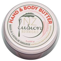 Australian Sandalwood and Manuka Oil Body Butter