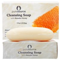 Cleansing Soap with Manuka Honey and Manuka Tree Leaf